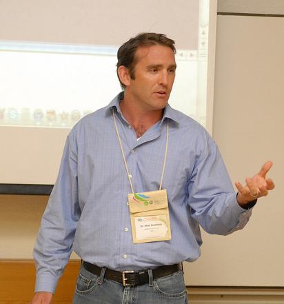 Dr Matt Dunleavy, Radford University